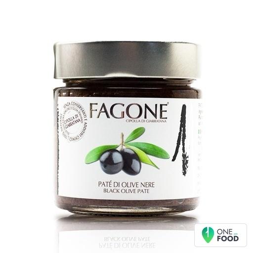 Schwarze Oliven Pastete